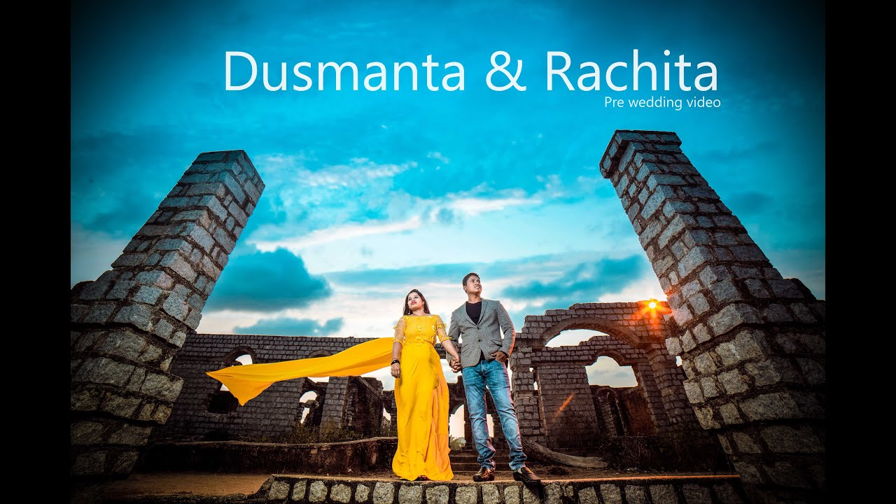 BEST PRE-WEDDING | DUSMANTA & RACHITA | ODISHA | WEDSHOOT | INDIA