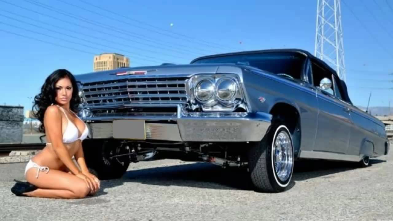 Consider, that lowrider cars with girls discussion