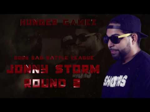 JONNY STORM VS PRETTYGOOD #BBBL AND BOLDA BLOKK PRESENTS HUNGER GAMEZ