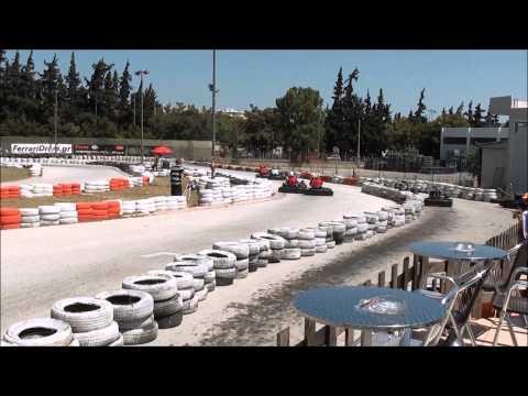 F1 FANS KART CHAMPIONSHIP ATHENS 2014   RACE 7   3D