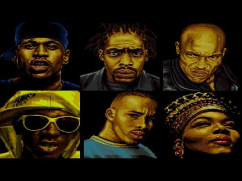 Rap Jam: Volume One (SNES) Playthrough  - NintendoComplete