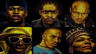 Rap Jam: Volume One (SNES) Playthrough  - NintendoComplete