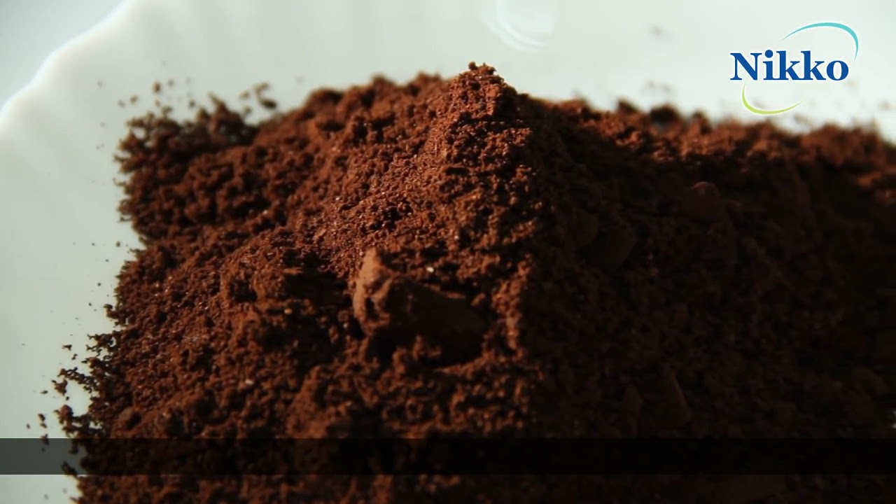 咖啡豆研磨-日光數位全營養調理機 - YouTube
