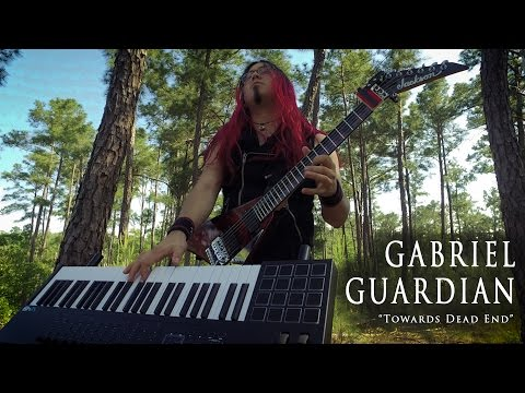 Towards Dead End - Children of Bodom Guitar Keyboard (Gabriel Guardian Cover) mp3