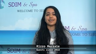 Video review from Rizzo Merzaie. Guest since 2018