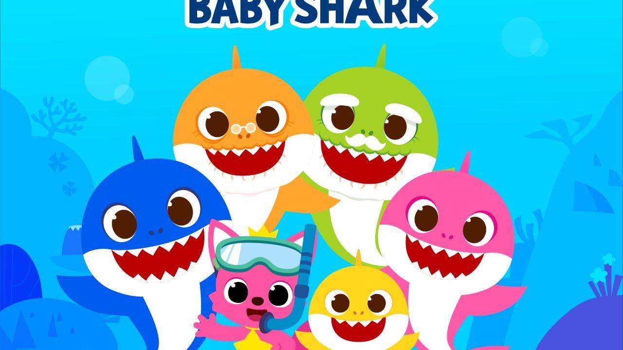baby shark animal songs songs for children songs baby ...