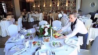 Ресторан для свадьбы Москва Terrine ресторан