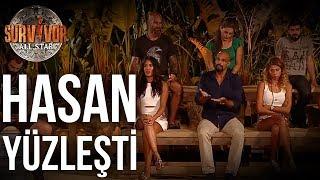 Turabi ile Hasan Yüzleşmesi - Survivor All Star (6.Sezon 95.Bölüm)