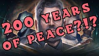 Stellaris 200 Years Of Pacifism Achievement 12