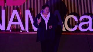 Las Patronas y la convivencia con los otros | Karina Aguilar (Las Patronas) | TEDxUNAMAcatlán