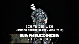 Repeat youtube video Rammstein - Ich Tu Dir Weh (Live from Madison Square Garden)