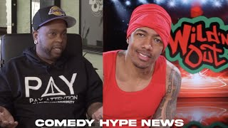"""Spanky Hayes Breaks Silence On Wild N' Out Being Canceled: """"They (Viacom) Been F*cking That Show..."""""""