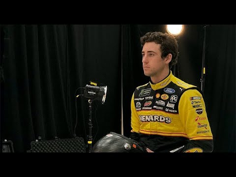 Ryan Blaney responds to Kyle Busch's critical comments
