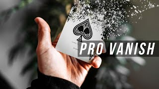 HOW TO VANISH like A PRO (Tutorial)