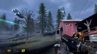 Half-Life 2: Episode Two PC Games Gameplay - Gameplay 5: