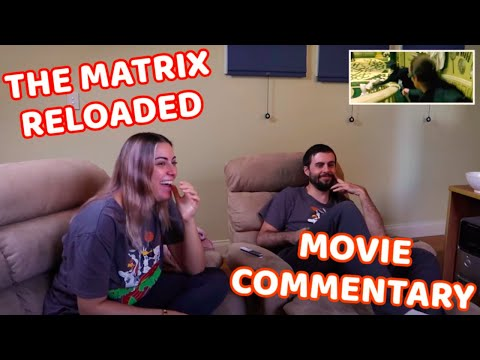 Play the MATRIX RELOADED takes action to another level | Feat. Matt | Movie Commentary