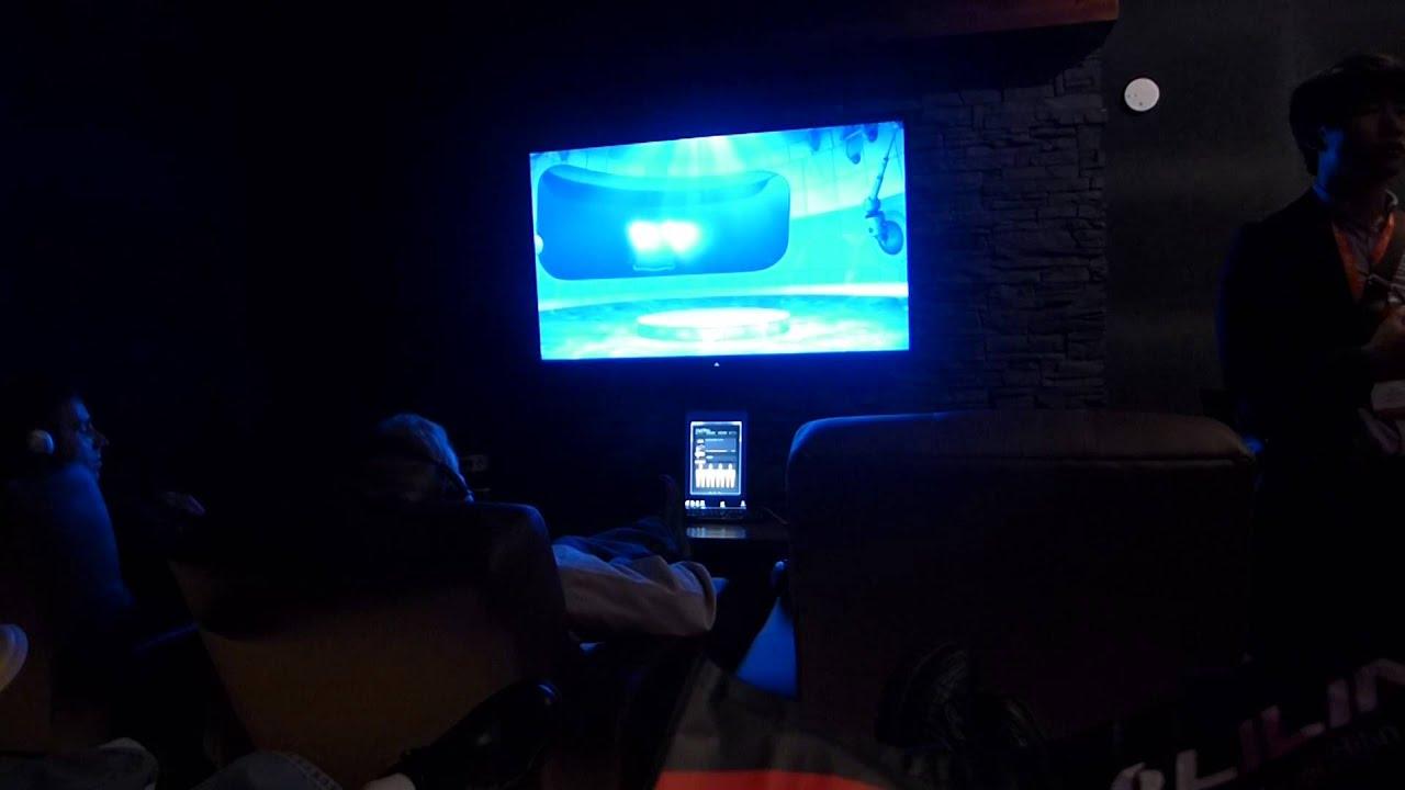 DCI D-Box, Forum's Elephant in room-Type 2- Blu Ray Window w