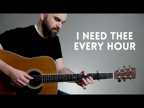 i-need-thee-every-hour---mormon-guitar