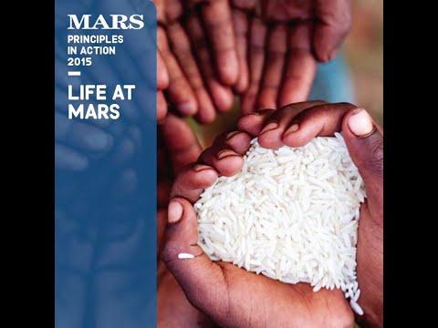 Principles in Action 2015 – Mars Ambassador Program