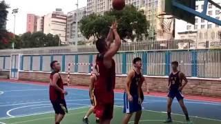 2016-5-28 何文田官立中學校友籃球邀請賽