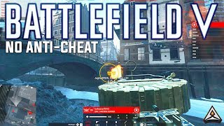 I encountered another blatant cheater in Battlefield 5...