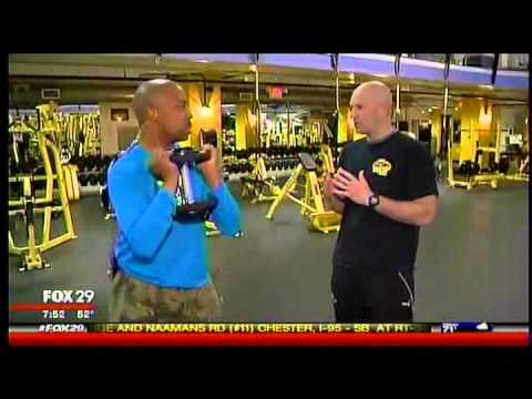 SWEAT Fitness Workout With Q Deezy Of Good Day Philadelphia