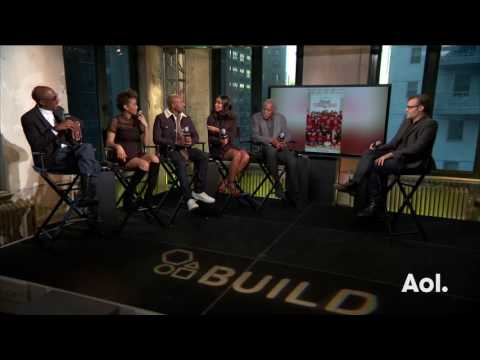 """The Cast Of """"Almost Christmas"""" Discuss The Film 