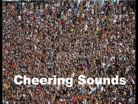 Crowd Cheer Sound Effects All Sounds