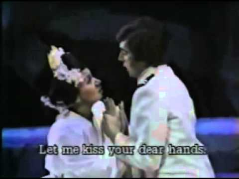 Jerry Hadley & Judith Haddon -  Bimba Dagli Occhi Pieni Di Maliai - Madama Butterfly - Puccini