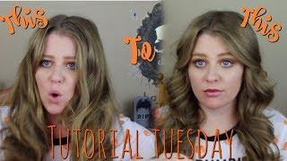 Charlie's Angels Curls | Hair Tutorial | Tutorial Tuesday