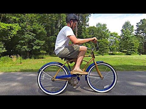Smarter Every Day #1 - Велосипед наоборот