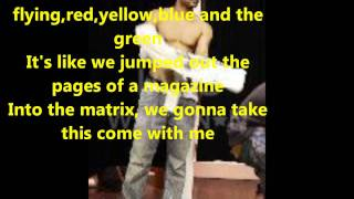 Jls 3D (with lyrics and pictures).wmv
