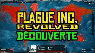 Plague Inc. Evolved Gameplay #1 Atchoum! FR