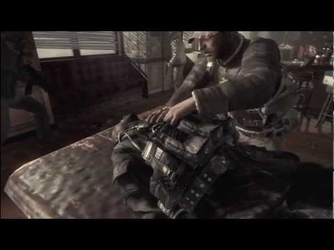 modern warfare 3 soaps death cutscenes full 1080p videos