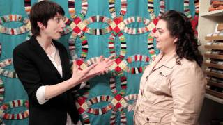 Quilty: This Is My Quilt With Susan Cramm