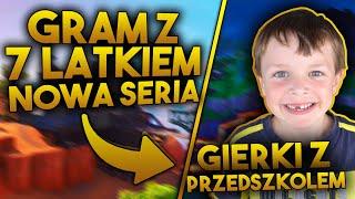 GRAM Z 7 LATKIEM - PADNIESZ Z ŚMIECHU!