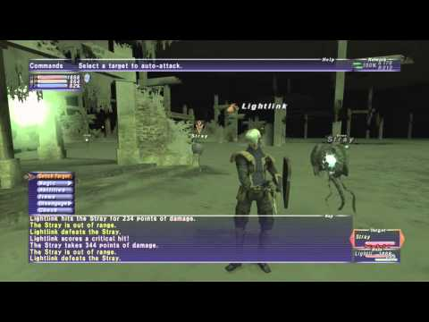 FFXI CoP 1-3 The Mothercrystals (Promy Dem) Walkthrough
