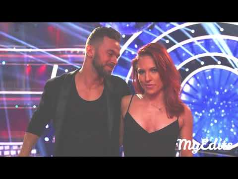 who is sharna dating