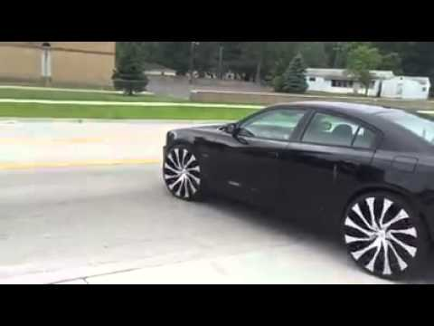 Charger Sittin Nice On 26s Youtube