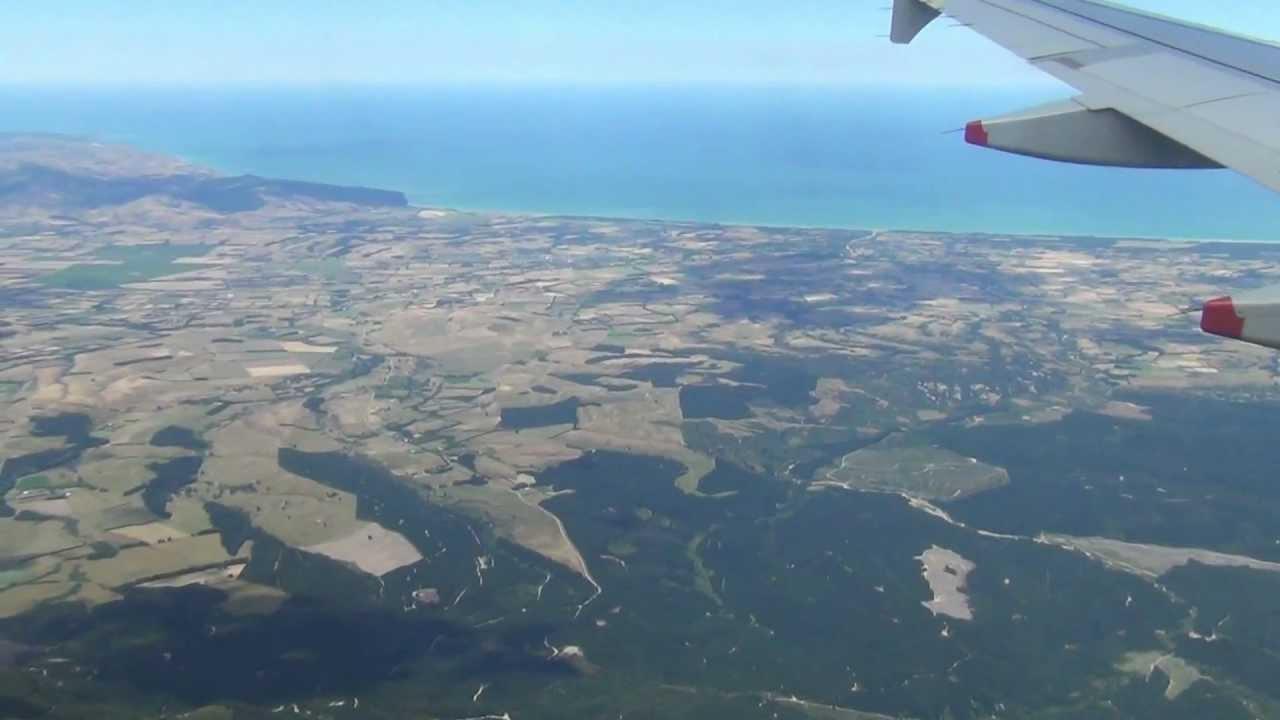 20130111前往紐西蘭自助旅遊---桃園機場出發到基督城旅途紀實 - YouTube