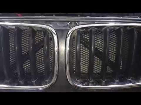Тюнинг BMW X4. Рестайлинг решетки радиатора - надежная защита от грязи и камнейиз YouTube · Длительность: 42 с
