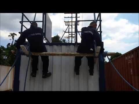 Basic Seamanship Course.