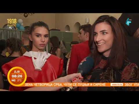 Prvi dan Serbia Fashion Week-a