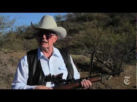 Ranching in No Man's Land