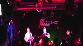 "Cold Shot performing ""Bad Girlfriend"" @ Sherlock, TX"
