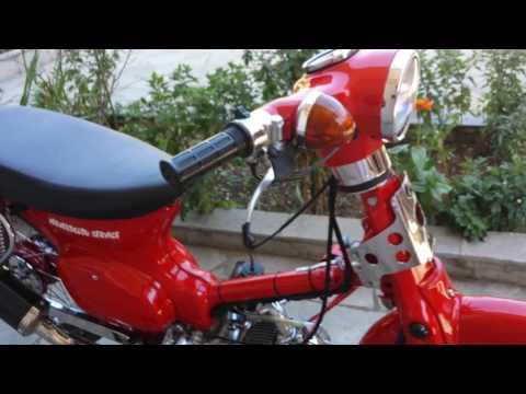 Honda c50 Takegawa 59mm