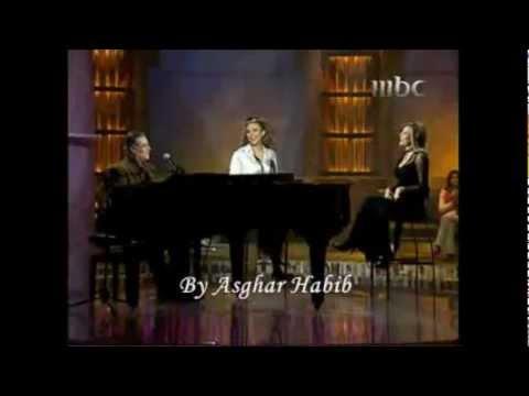 Amal Hijazi Dandana part 1 امل حجازي - برنامج دندنه