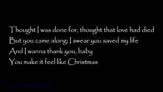 Gwen Stefani - You Make It Feel Like Christmas ft Blake