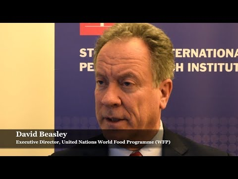 Spotlight: David Beasley, World Food Programme