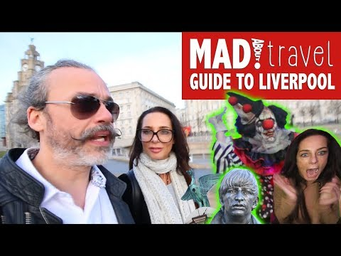 Mad About Travel guide to Liverpool